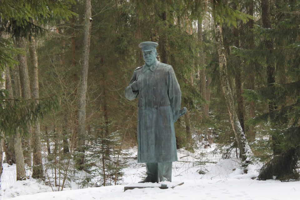 Statue del parco