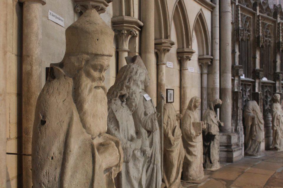 La cattedrale di Rouen