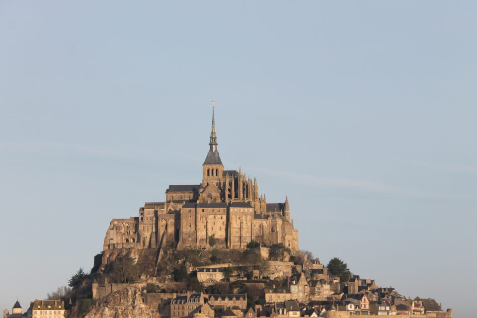 Visitare Mont Saint Michel
