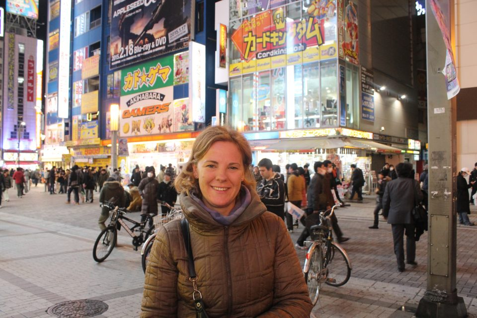 Akihabara, Tokyo @posh_backpackers