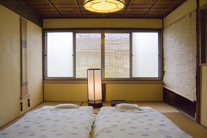 capodanno a Kyoto, Yonbanchi