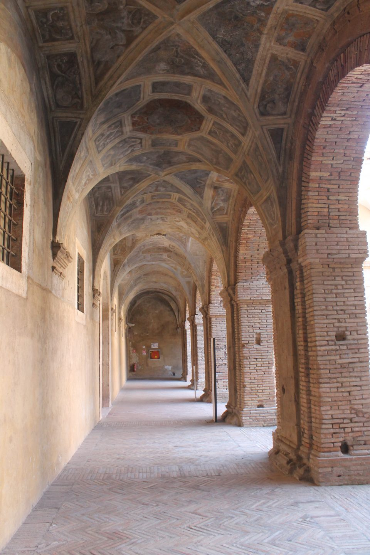 Forte Sangallo, Civita Castellana @posh_backpackers borghi più belli della tuscia