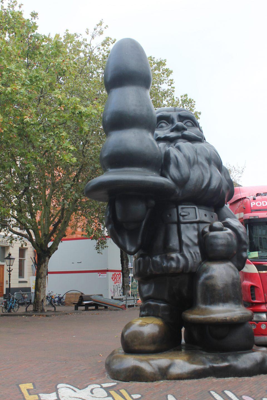 Santa Claus, Rotterdam in un giorno