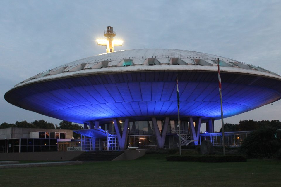 Evoluon - @posh_backpackers Cosa vedere a Eindhoven