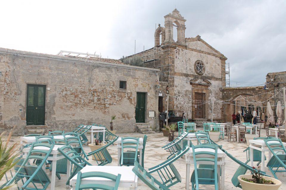 Marzamemi Sicilia in inverno