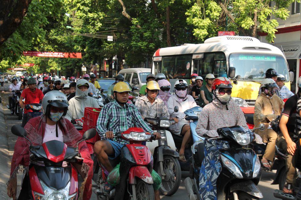 Hanoi @posh_backpackers