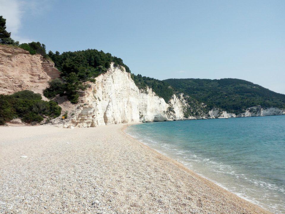 Spiaggia di Vignagnotica, Gargano