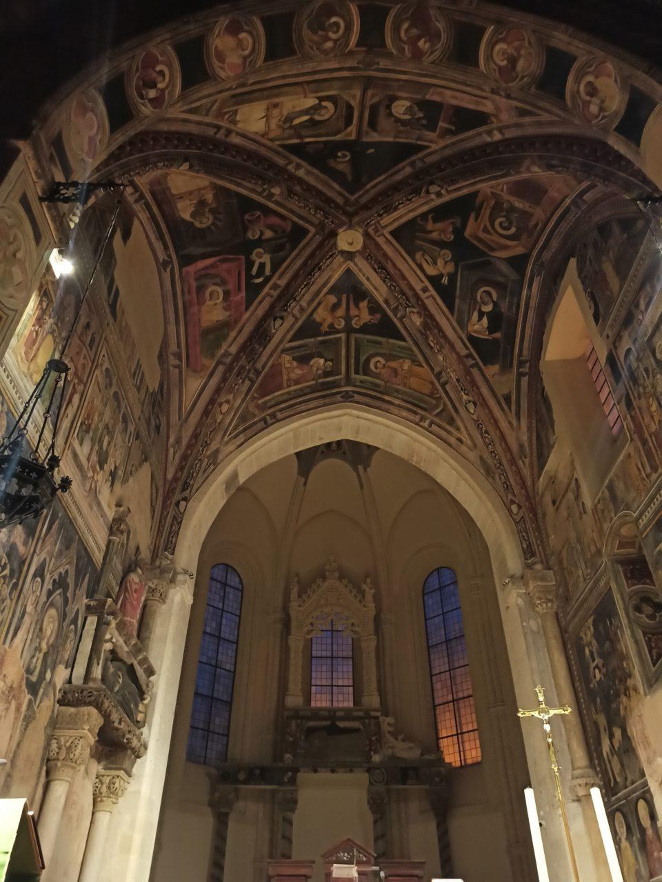 Visitare la Basilica galatina