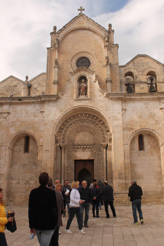 chiesa di san giovanni battista Matera