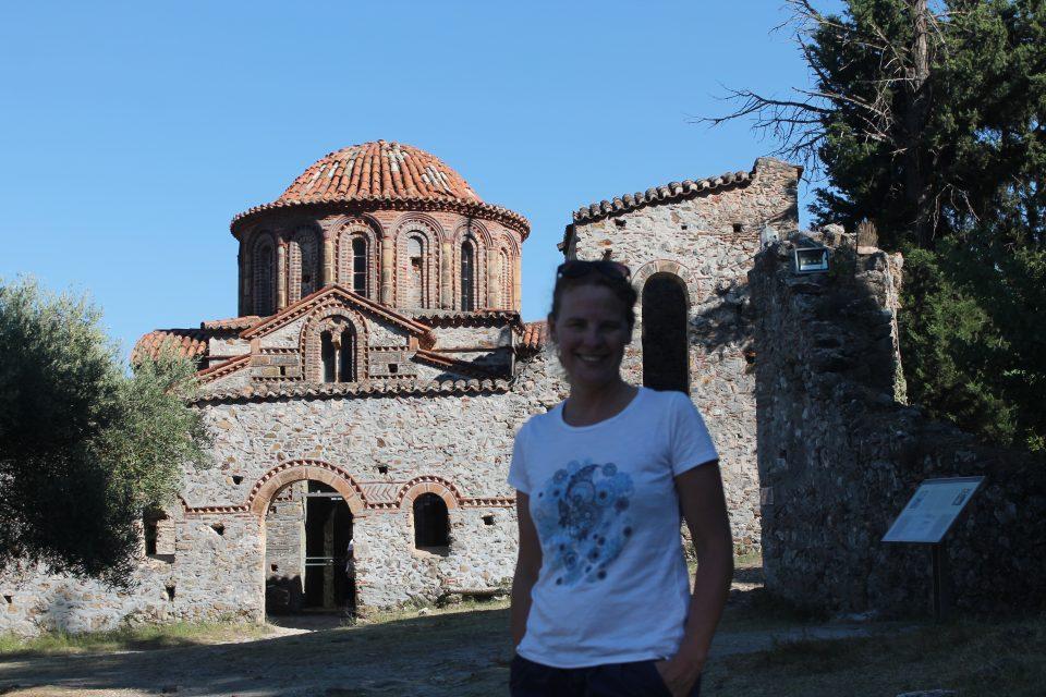 Mystras , Peloponneso @posh_backpackers