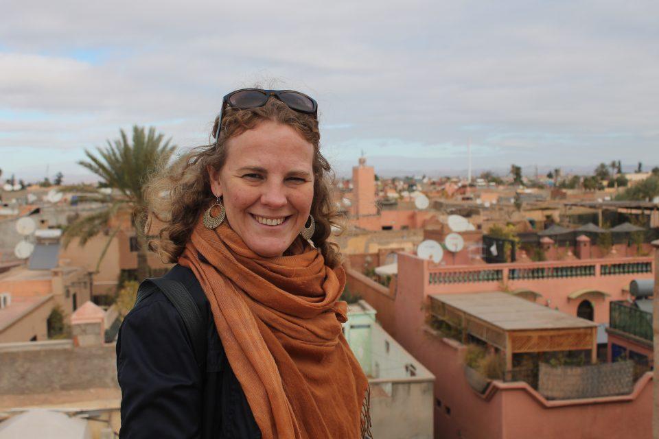 Tetti di Marrakech