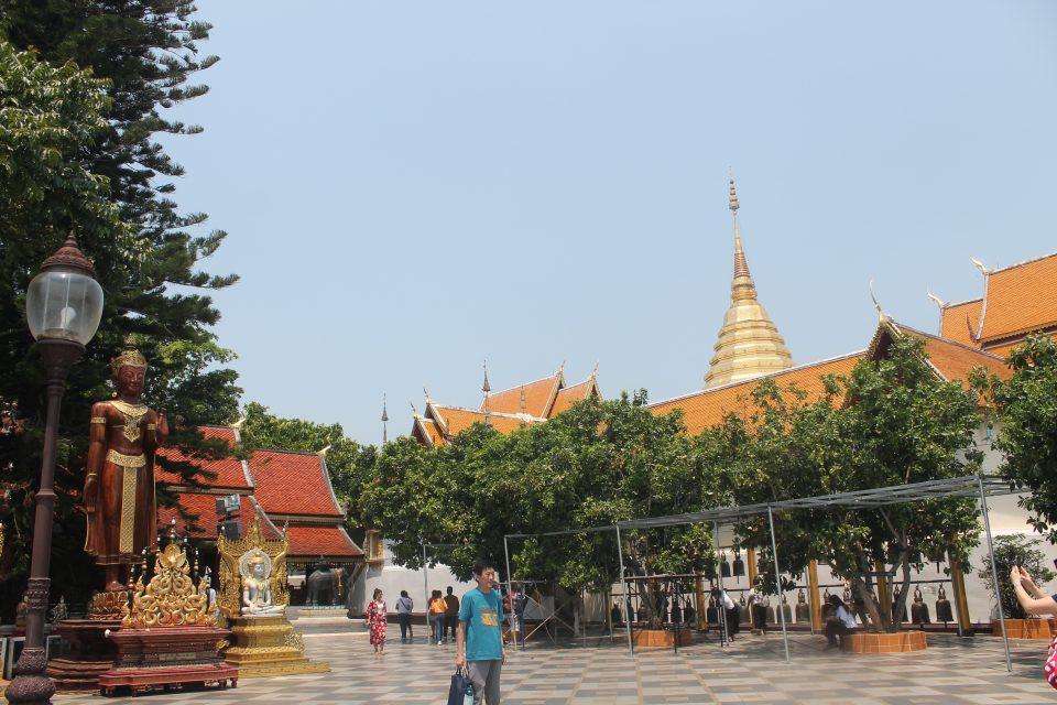 tempio Doi Suthep