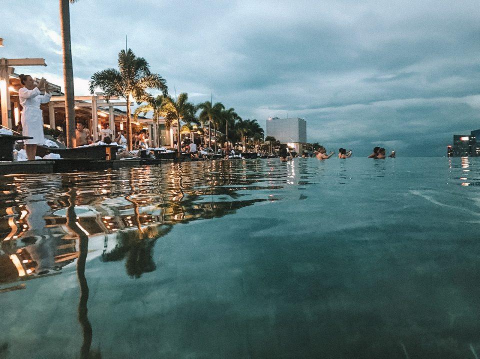 Infinity Pool  Marina Bay Sands