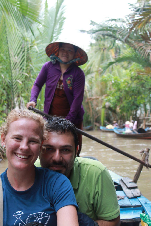 Mekong delta Vietnam @posh_backpackers