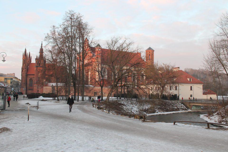 Vilnius @posh_backpackers