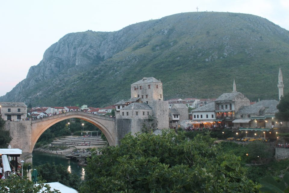 Mostar @posh_backpackers