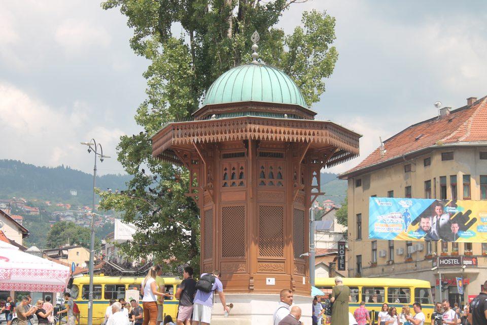 Sarajevo @posh_backpackers viaggio nei balcani