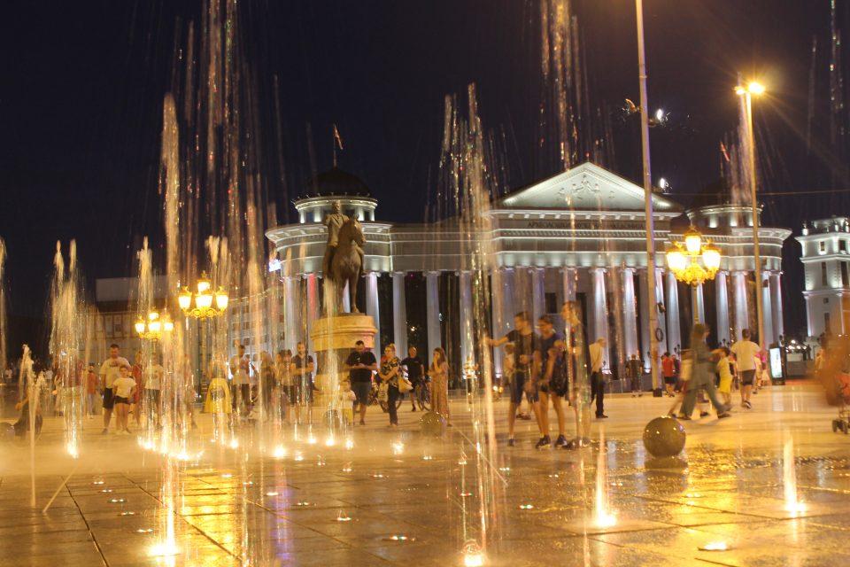 Skopje - Itinerario Grecia Macedonia del nord