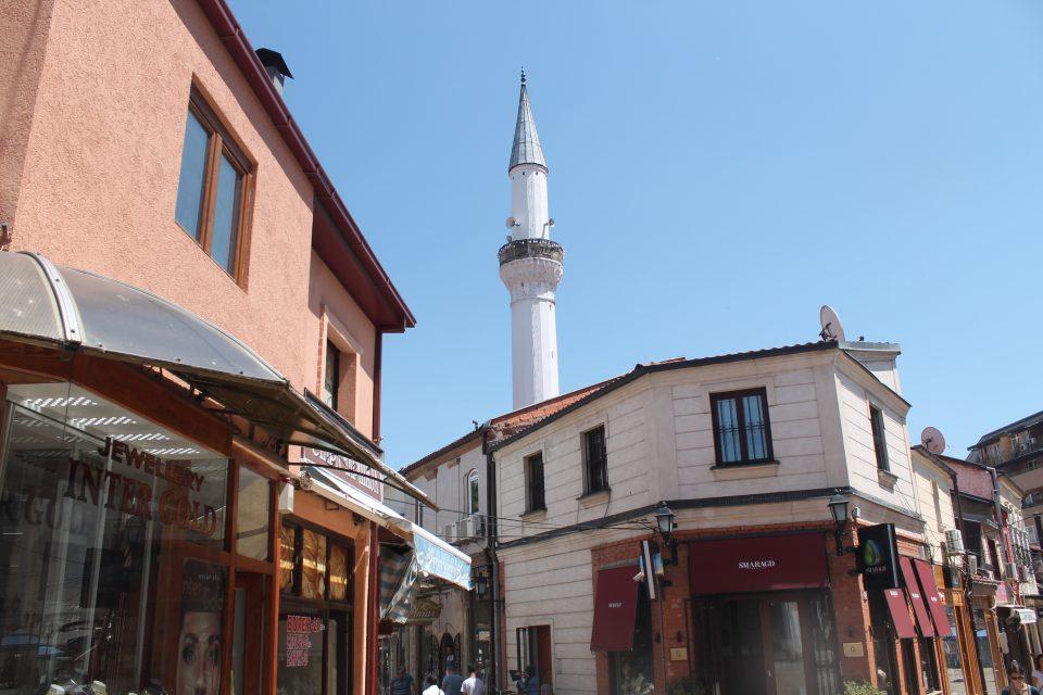Old bazar Skopje - itinerario tra Grecia e Macedonia del Nord