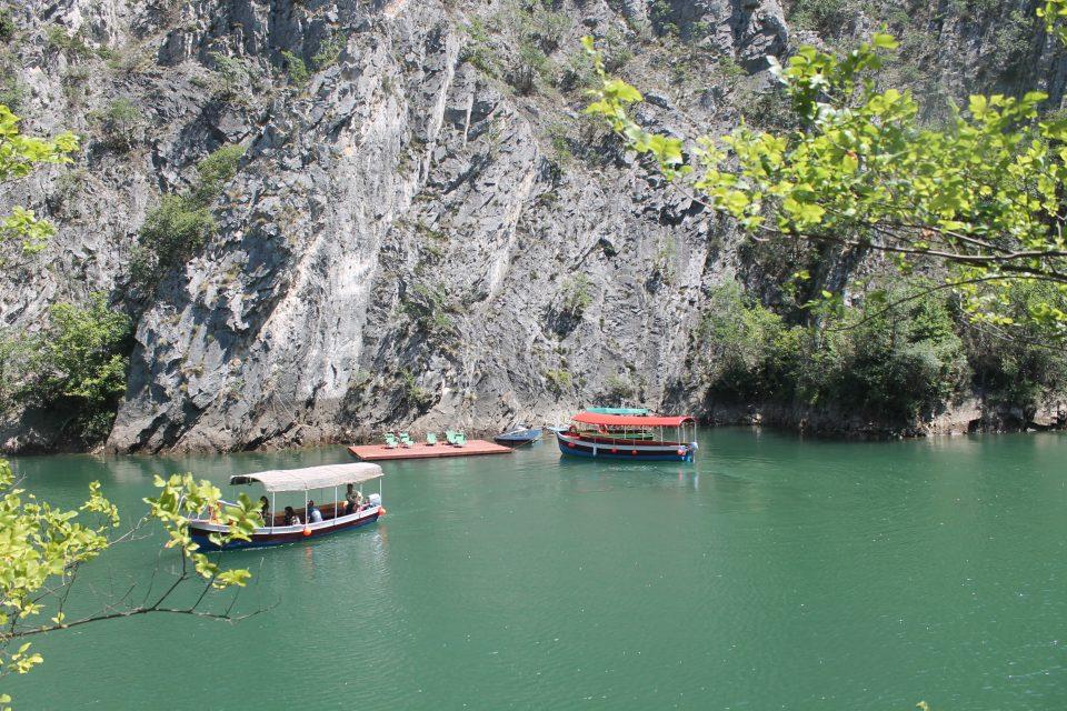Matka Canyon - itinerario tra Grecia e Macedonia del Nord