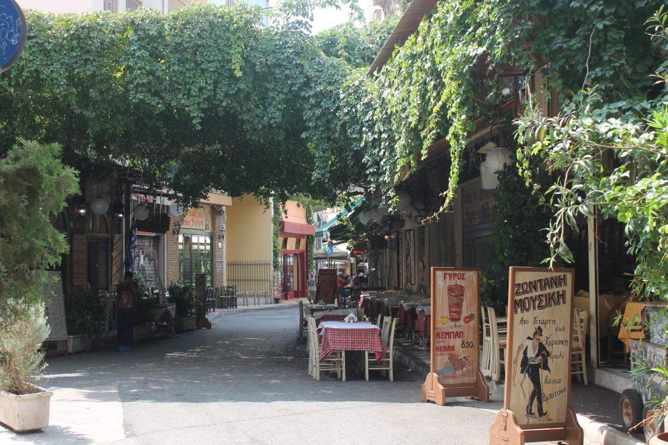 Psirri, Atene @posh_backpackers