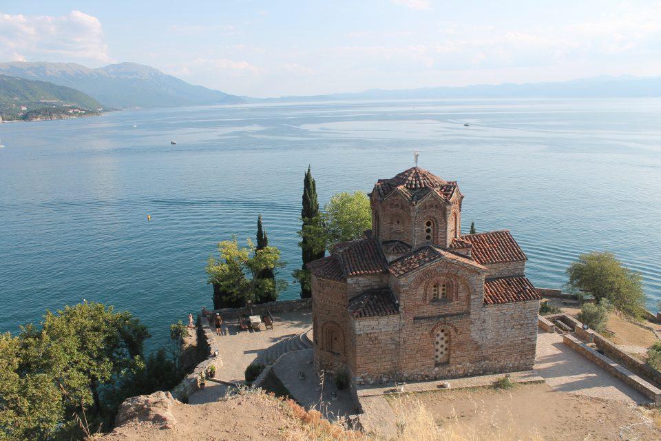 Chiesa di San Giovanni @posh_backpackers  Macedonia del Nord