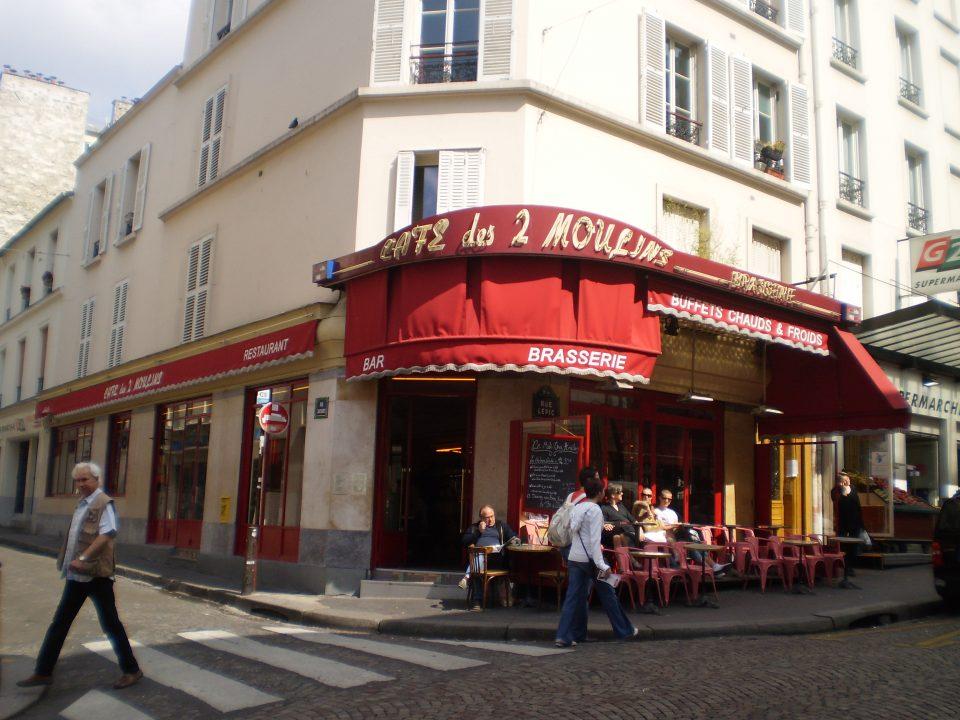 Caffè des 2 Moulines, Parigi @posh_backpackers