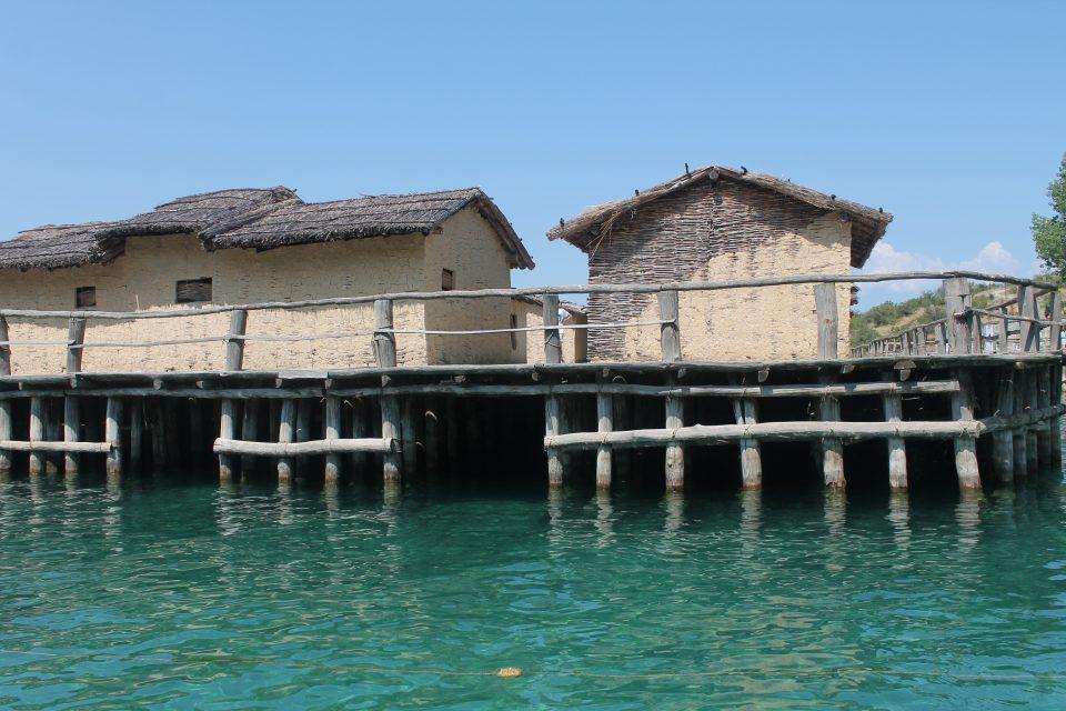 Bay of bones, Ohrid @posh_backpackers