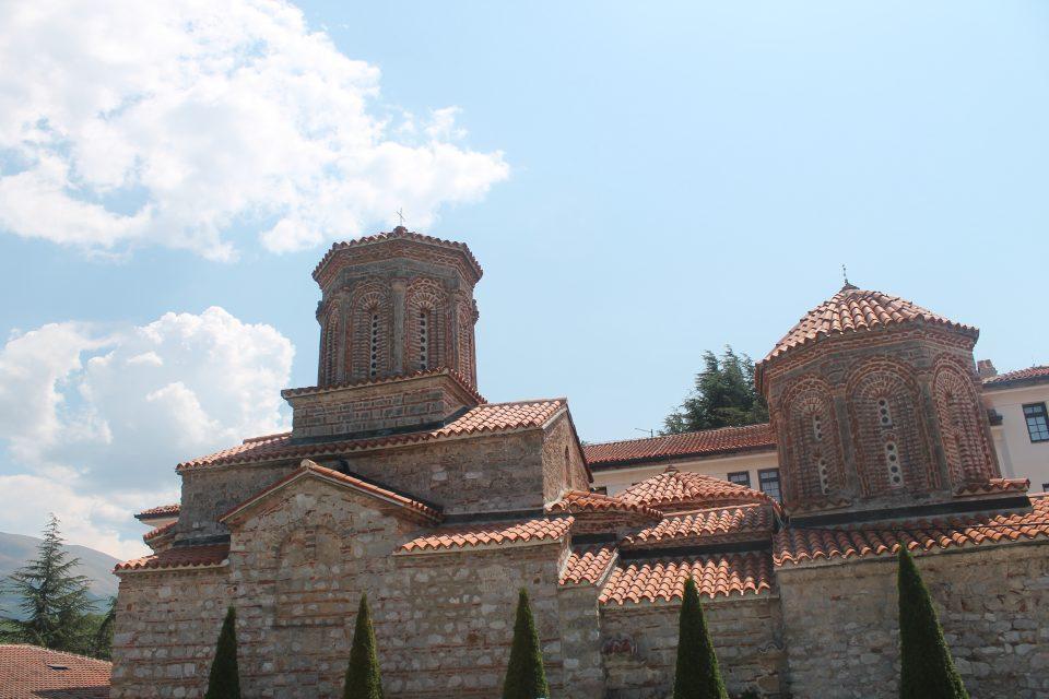 Monastero di Saint Naum @posh_backpackers
