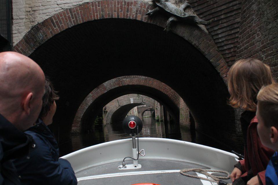 gita in barca a Den Bosch @posh_backpackers