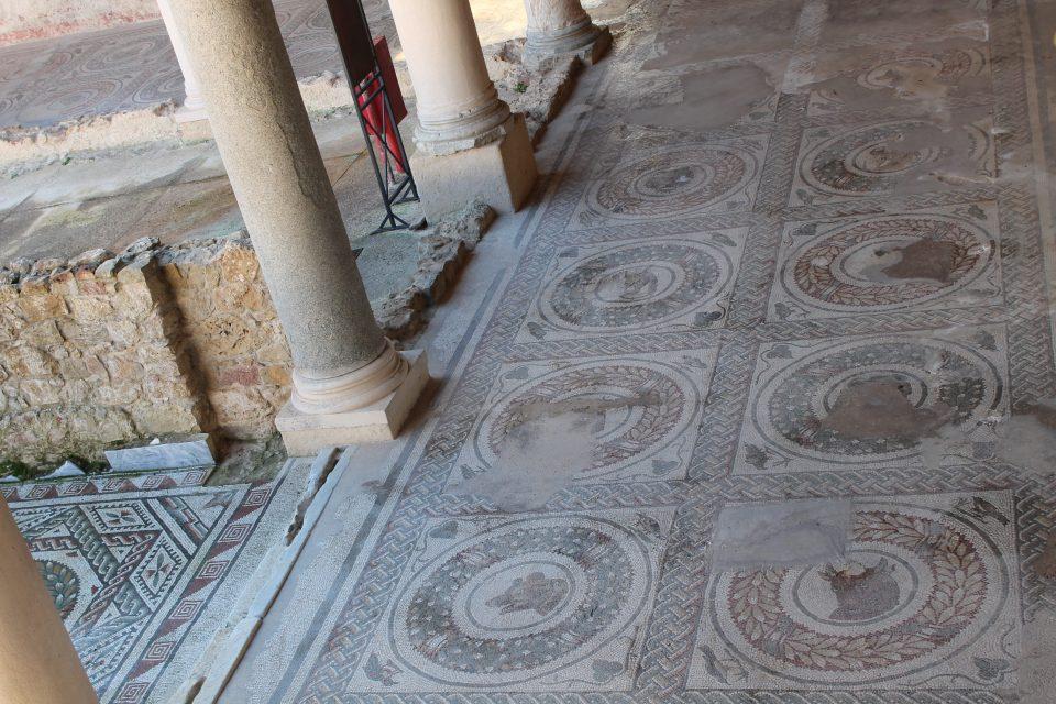 mosaici di Piazza Armerina