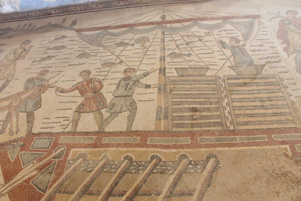 Mosaici di Piazza Armerina @posh_backpackers