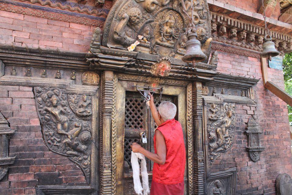 tempio di Vajra Jogini @posh_backpackers