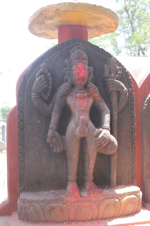 Dio della fertilità  Tempio di Gokarna Mahadev @posh_backpackers