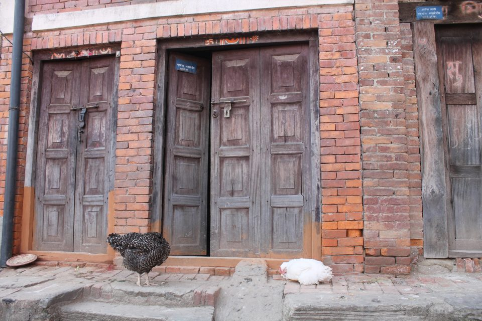 Visitare Bhaktapur,