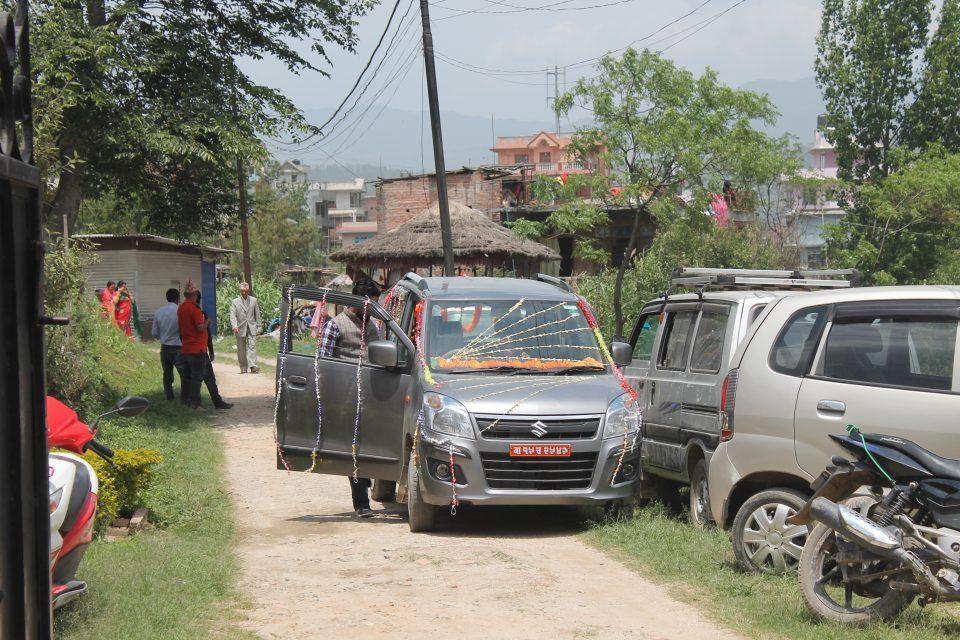 Un matrimonio in Nepal @posh_backpackers