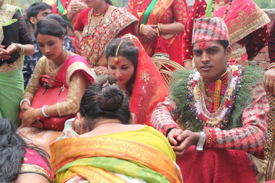matrimonio nepalese - una settimana in Nepal