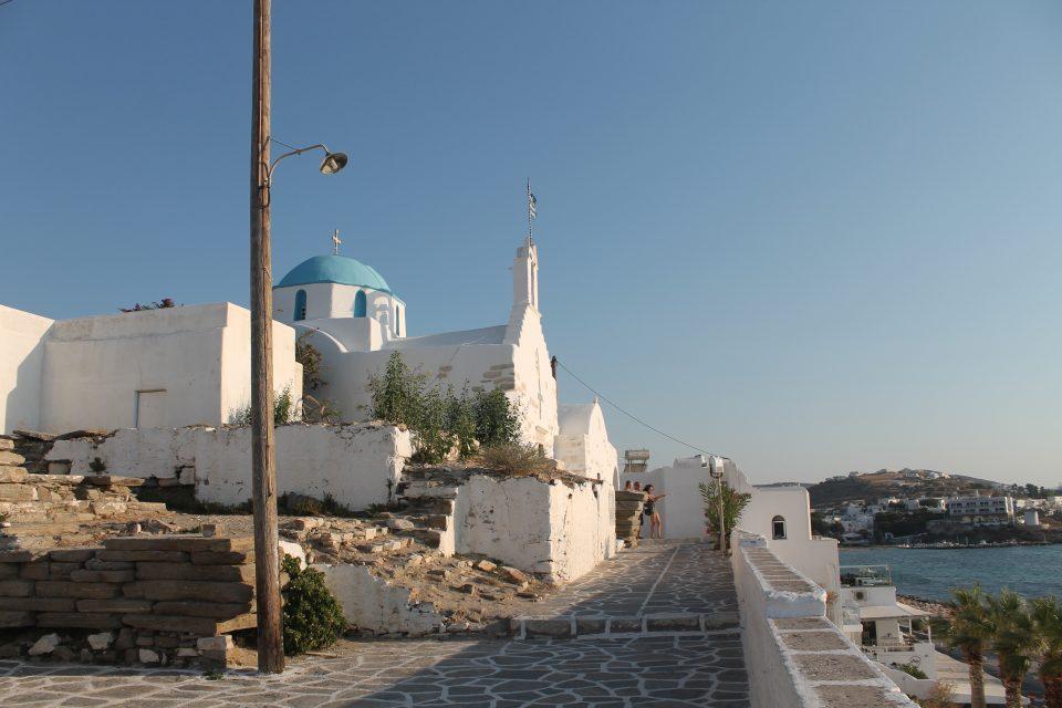 Paros - Itinerario nelle Cicladi @posh_backpackers