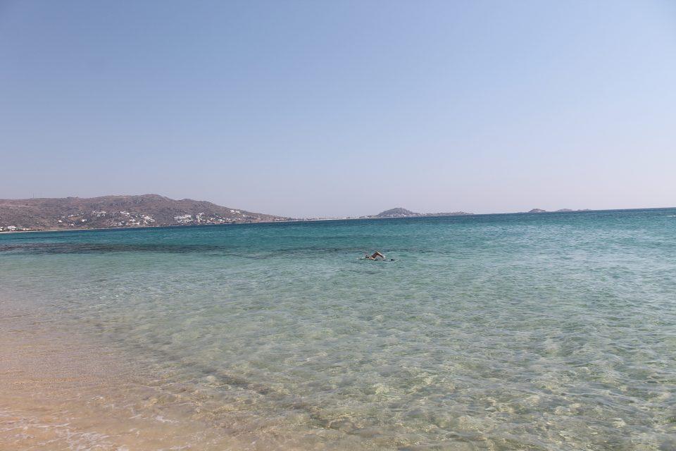 Spiagge di Naxos - Itinerario nelle Cicladi @posh_backpackers