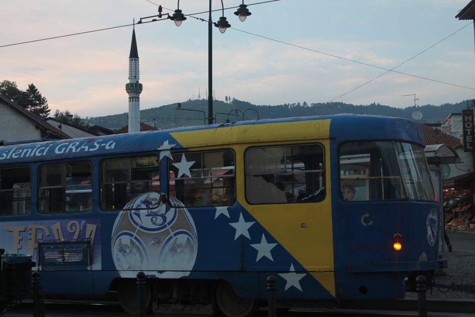 Tram Cosa vedere a Sarajevo