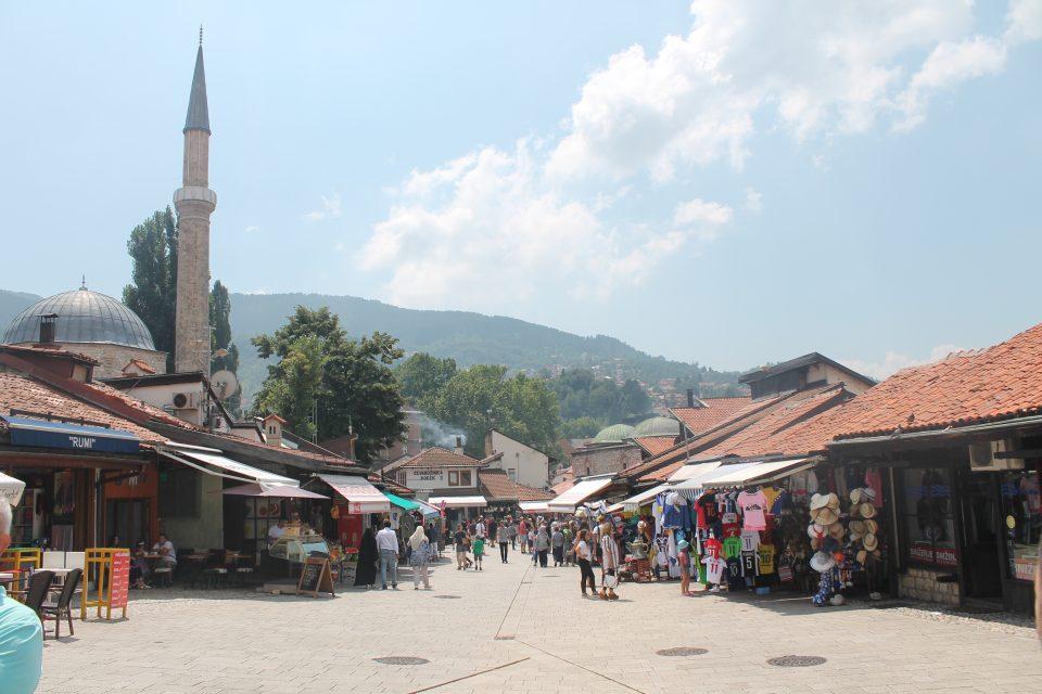 ld Bazar Cosa vedere a Sarajevo