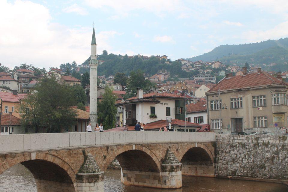 Ponte latino Cosa vedere a Sarajevo