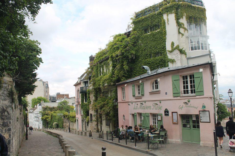 Quartiere Montmartre, Parigi @posh_backpackers
