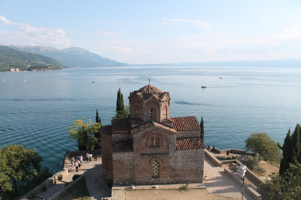Chiesa di San Giovanni, Ohrid @posh_backpackers