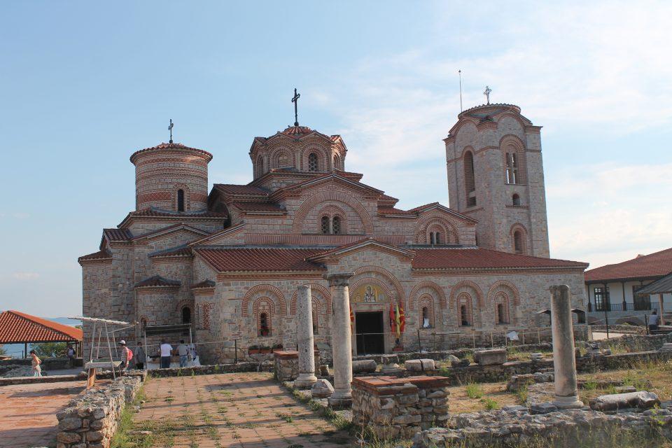 Monastero di San Pantaleone Ohrid @posh_backpackers