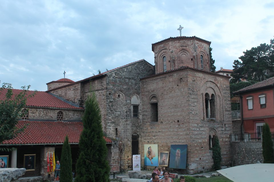 chiesa di Santa Sofia Ohrid @posh_backpackers