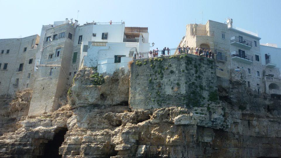 Puglia visitare Polignano a mare