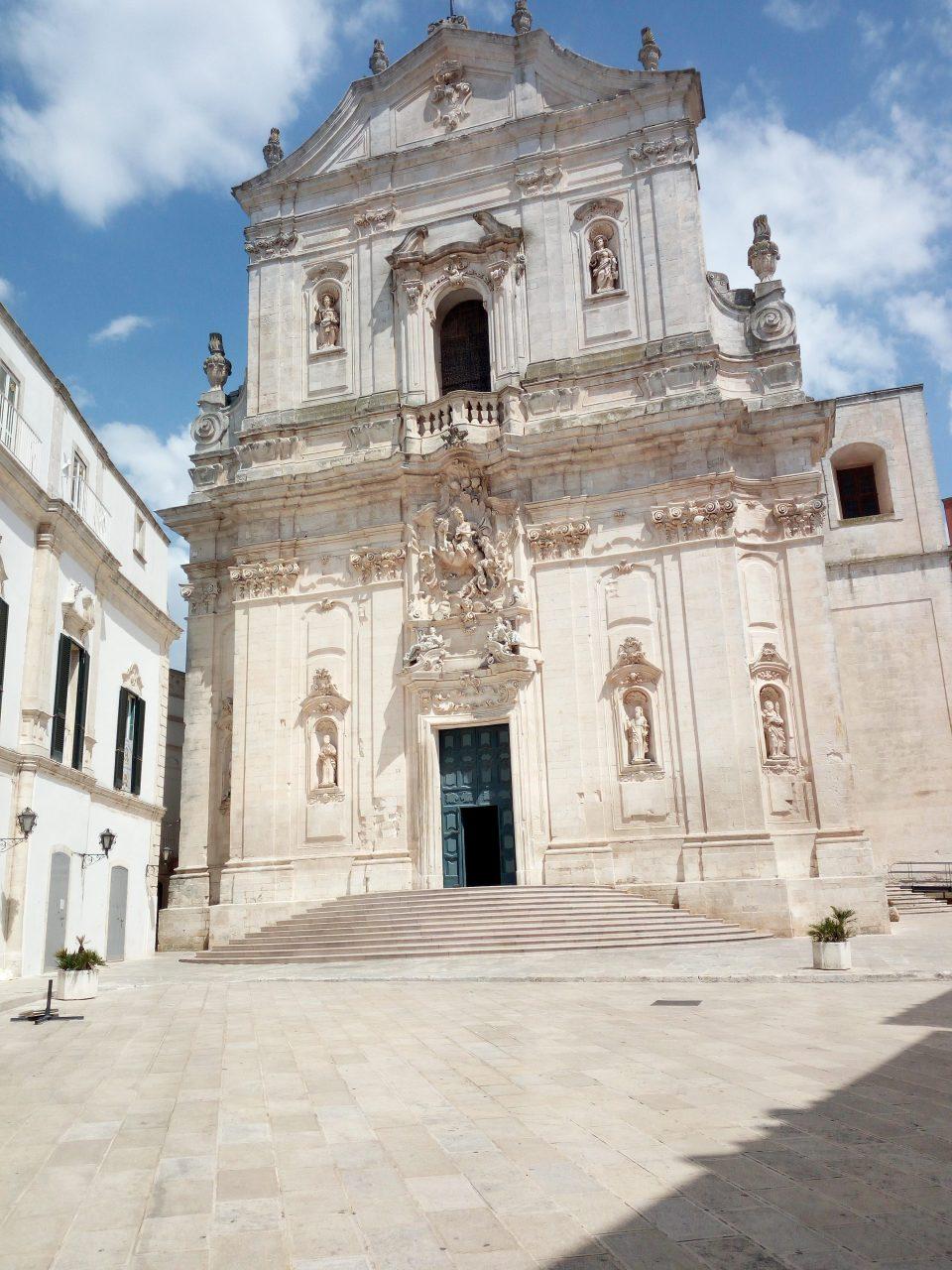 Chiesa di San Martino, Martina Franca