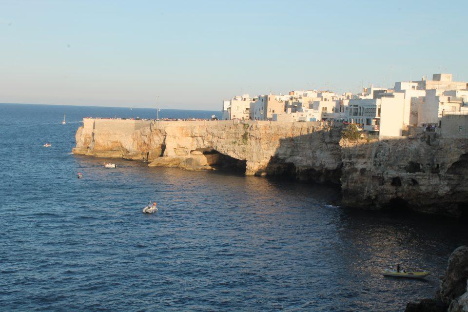 Puglia visitare Monopoli e Polignano