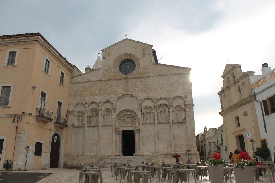 Termoli, Cattedrale di Santa Maria della Purificazione